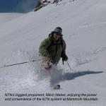 Mitch Weber, brains and brawn behind Telemarktips.com