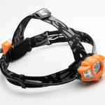 Princeton Tec's Apex Pro. Not a lightweight, but a headlamp with substance, longevity, and power!