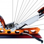 It has more range of motion than standard cable bindings, but limits out at 30+.