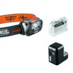 Petzl Tikka XP CORE comes with CORE battery, recharger & USB cable.