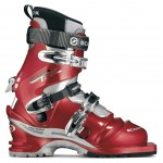 Scarpa's T2X - one of the best selling tele boots ever.