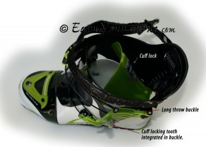 Dynafit TLT5 backcountry ski boot