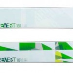 BD's Revert, part of their new Touring Series of skis. 122-95-112 mm $749