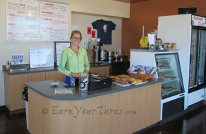 Red Truck cuisine at Truckee's Runway Cafe