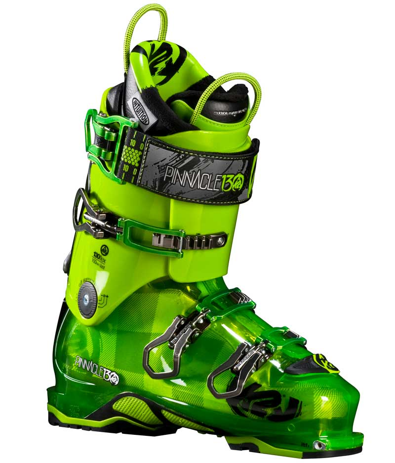 OR Report: Backcountry Boots for 2013 – EarnYourTurns