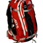 TNF's avalanche airbag pack: Patrol 24