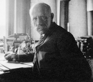 Fridtjof Nansen - Skier, explorer, Nobel Prize winner, scientist, and diplomat.