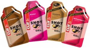 Clif Shot - liquid energy.