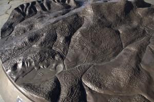 3D map of Mt. Greylock.