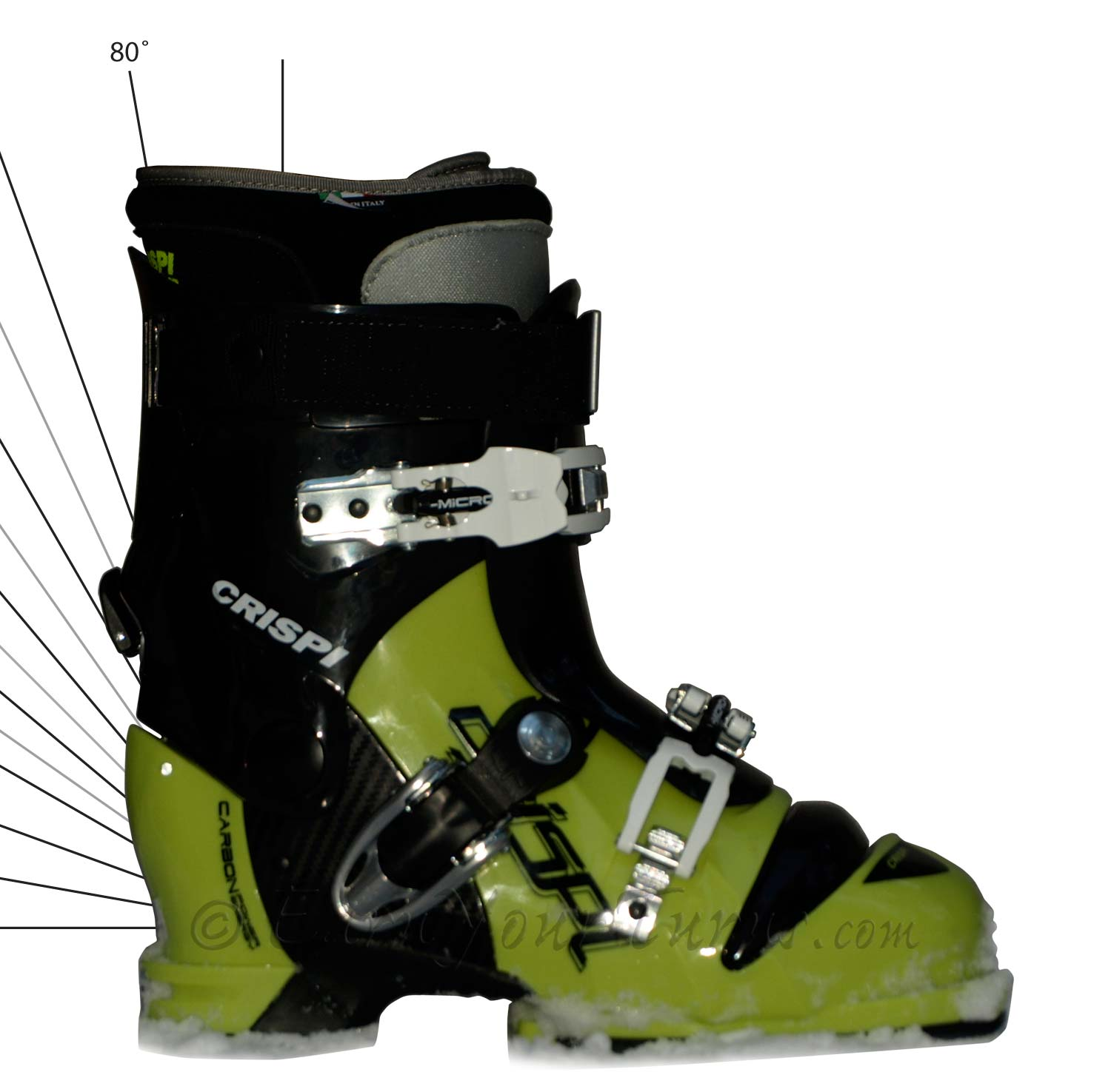 9708506b6be Review: Crispi's NTN boots – Shiver & Evo – EarnYourTurns