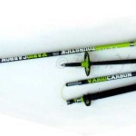 Leki's Tourstick has 20cm of Speedlock adjustability, then folds down to < 40cm.