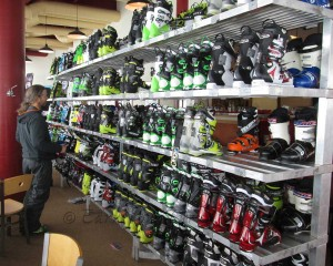 Lots of alpine boots to chose from. Most were good for burning turns, a few earned them well too.