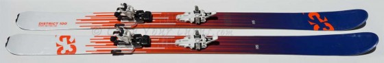 G3's District - solid, reliable skis for BC conditions