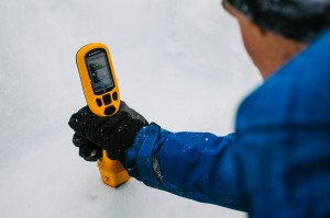 Getting a snow pit profile with just a probe, AvaTech's new SP-1