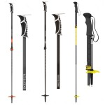 BCA's family of Scepter ski poles.