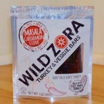 Wild Zora: Healthy mix of meat blended with veggies and fruit.