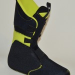 Nice liner with different density foam in forefoot, ankle, mid-cuff, upper cuff and tongue.