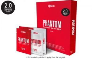 The dope on wax is Phantom, v 2.0.  Kit includes gloves, pad, cork, 'n brush.